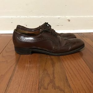 Church's brown Oxford shoes size 11.5